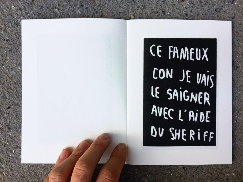 André André - Sheriff