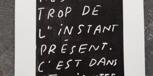 André André - L'instant présent